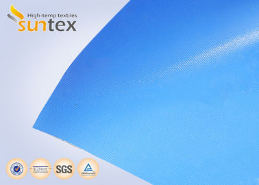 Heat Resistant Silicone Fabric Heat Reflective Fabric For Pipe Insulation And Pipe Wrap