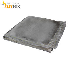 Fiberglass Welding Blankets For Curtains In The Machine Shop, As Drop Cloths, Insulation Mats And As Machine Covers